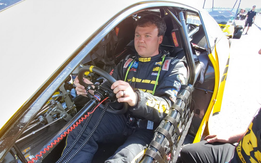 Second-ranked Troy Coughlin Jr. interested in firsts, from the past and the future