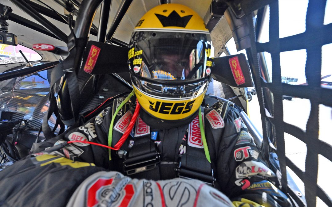 JEGS.com Pro Stock driver Troy Coughlin Jr. seizes semifinal finish in Sonoma