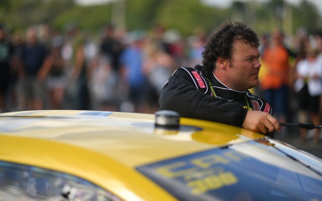 Title hopeful Troy Coughlin Jr. ready to rock 'n' roll in his first NHRA playoff run