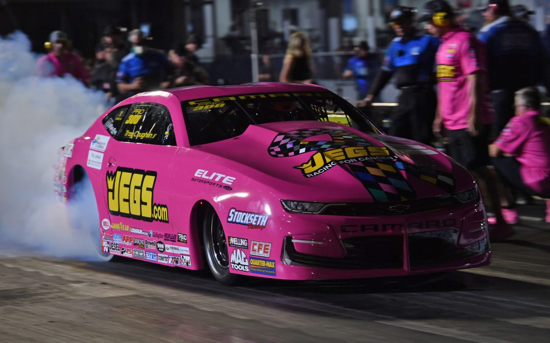 Semifinal finish for Troy Coughlin Jr. continues to highlight team's potential