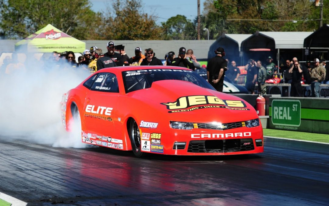 JEGS Named Presenting Sponsor of March's Second Annual CTech World Doorslammer Nationals in Orlando